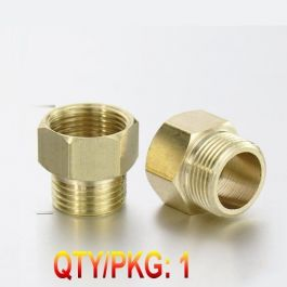 Fitting Reducer Metric M10 x 1.5 M10X1.5 Male to M6 M6X1 Female Thread Adapter