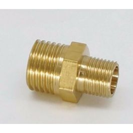 """Reducer 1//8/"""" NPT Male to UNF 10-32 Female Brass Pipe Adapter Bushing Fitting 9L"""